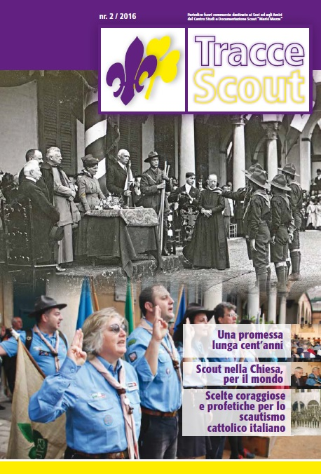 Tracce Scout 2016
